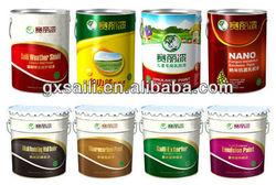 Good anti-pollution oil-based emulsion exterior paint