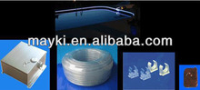 Big power swimming pool fiber optic lighting