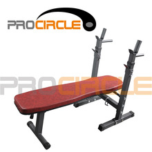 Gym Equipment Flat Weight Lifting Bench Power Training