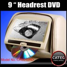 Oe-fit toyota land cruiser prado headrest dvd for seatback entainment system