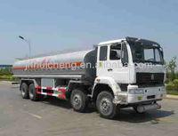 SINOTRUCK liquid tanker trailer