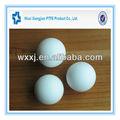 plástico de ptfe teflon bola