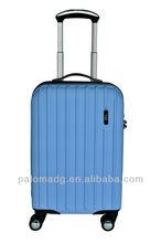 fashionable designer manufacturer matte Finish Luggage Trolley /suitcase luggage/ trolley suitcase