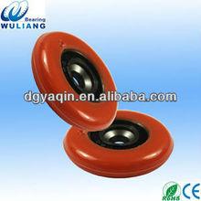 688RS sliding window & door pulleys shower door plastic roller wheel sliding window pulleys