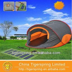 2013 new design solar tent heating