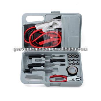 31pcs roadside emergency kits