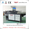 New stype multifunctional Auto steel bar bender Machine/Knife Bending Machine for die cutting/Bender Machine for packing