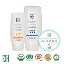 ERH SPF 30 Moisture Nude Skin Color Organic Natural Sunscreen