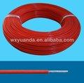 de caucho de silicona con aislamiento de cobre del conductor eléctrico de alambre