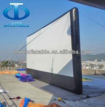 Waterproof Inflatable screen,movie screen daylight use(KS-19)