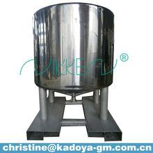 1000L stainless steel gasoline storage tank