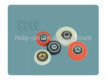V shape rolling roller-------NW-Y POM sliding door wheels