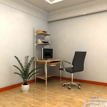 popular design wood and metal home furniture