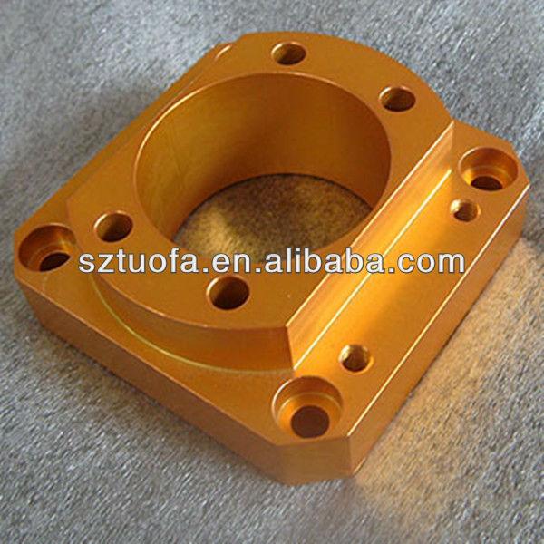 Cnc billet aluminum milling machined parts cnc milling service