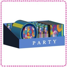 Disposable paper partyware,disposable kids party supplies(paper plate,paper cup,napkin)