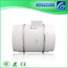 Hydroponics Grow Room Ventilation AC Axial Fan Duct Dimension 200mm PBT Room Cooling/Ventilation