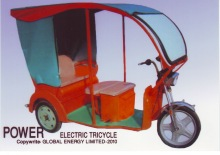 POWER Electric tricycle