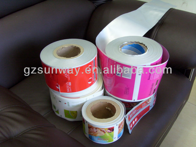 Toothpaste Tube Raw Material