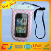 For smart phone waterproof cell phone bag/high quality waterproof beach bag/waterproof waist bag