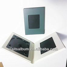 vaultz cd case dvd holder leather case wholesaler made in China