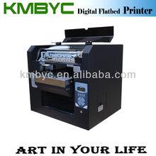 6 colors UV led print plastic , phone case, card, pen printing machine