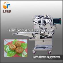 Full automatic moon cake encrusting making machine