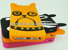 For iphone 5 silicon case