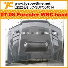 Carbon Fiber WRC Style 2007-08 Forester Bonnet/Hoods for Subaru