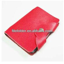 2014 PVC/PU Travel card wallet