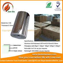 Aluminium foil fiberglass cloth fabric building material property manufacturers