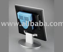 Intel ATOM Mini PC with Vesa mount support, 1GB RAM, 160GB HDD