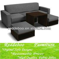 Comfortable modern fabric sofa bed design/sofa bed furniture/sofa cum bed designs 6708/