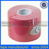 water proof high elastic kinesiology therapy tape with separate paper