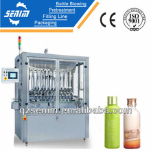 10 heads face cream filling machinery