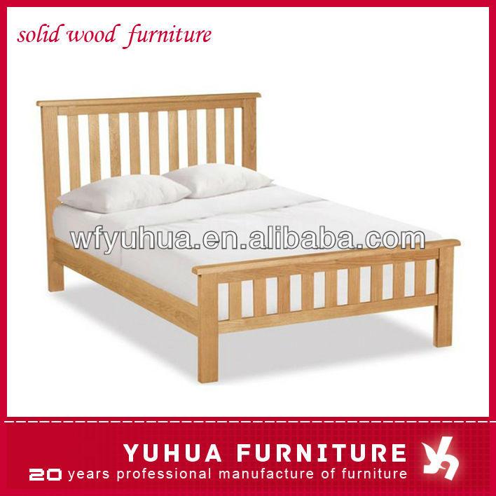 โครงเตียงไม้