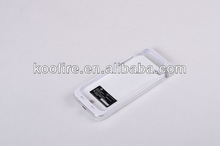 Hot selling 3000mah phone case battery extender