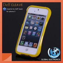 New designed Aluminum Deff Cleave bumper case for iPhone 5