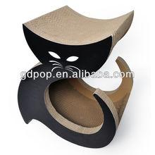 B-CL245 Global Wholesale Cardboard Cat Furniture Pet Product