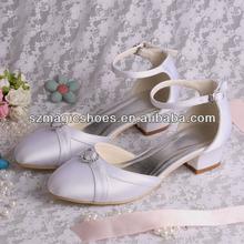 Customized Heel 5cm Wedding Shoes