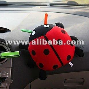 Bamboo Charcoal Bag Car Air Freshener