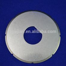 SUS 42J2 circular meat cutting machine blade