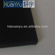 20mm thick HDPE sheet black