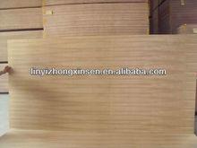 Teak veneer fancy plywood