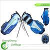 Polyester golf stand bag