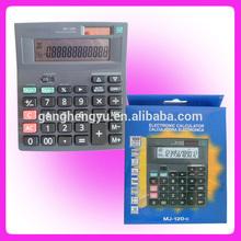 Asian famous TAX calculator, calculator for citizen MJ-120C
