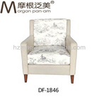 Most popular wood coloful living room furniture sofa fabric