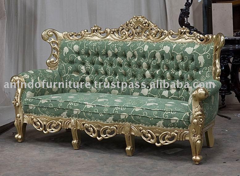 Living Room Furniture  Antique Sofa 3 Seater 778 x 572