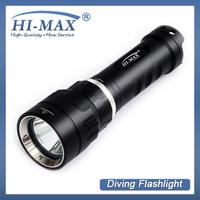 Divng Flashlight underwater diving flashlight 10000 lumen flashlight