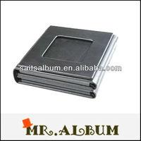elegant photo album elegant weadding album case luxery dvd leather in China