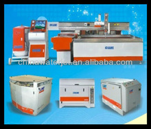 CNC water jet cutting machine for glass marble metal rubber